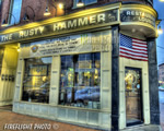 Rusty-Hammer;Lounge;Restaurant;Portsmouth;New-Hampshire;Photo-to-art;art;landscape;building