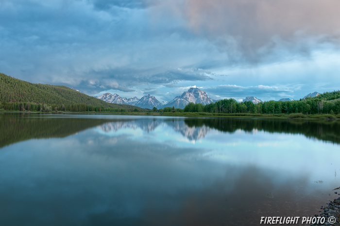 landscape;scenic;mountain;Grand Tetons;Oxbow Bend;Wyoming;WY;D3X