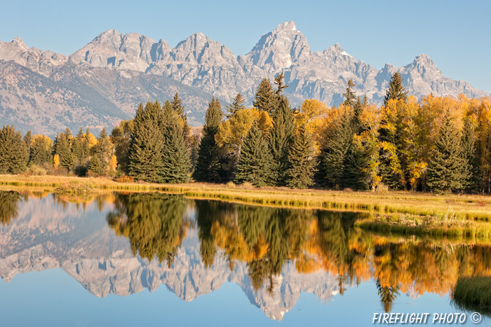 landscape;scenic;mountain;Grand Tetons;reflections;Wyoming;WY;D3X