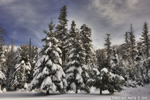 Mountain;Mt-Washington;Weather-Station;Snow;Winter;New-Hampshire;Photo-to-art;HDR;landscape;D3X